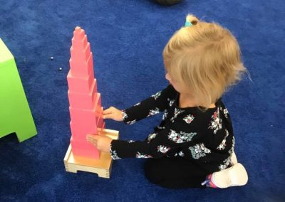 preschool pink tower blocks best