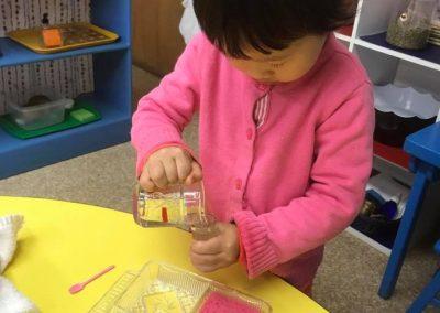 preschool water activity